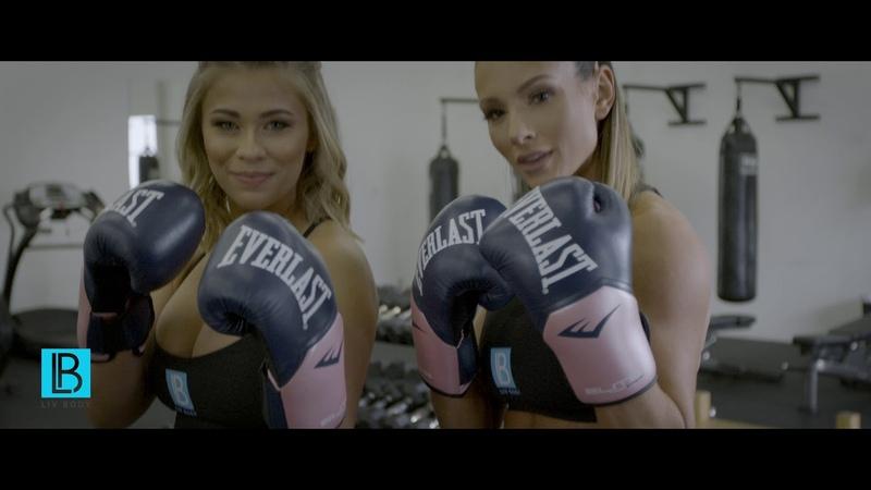 LIV Body Athletes Paige Vanzant vs Paige Hathaway