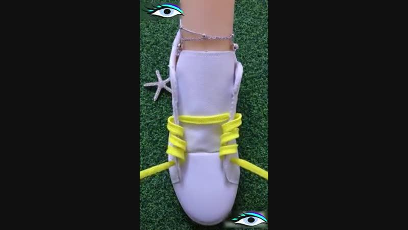шнурки класс