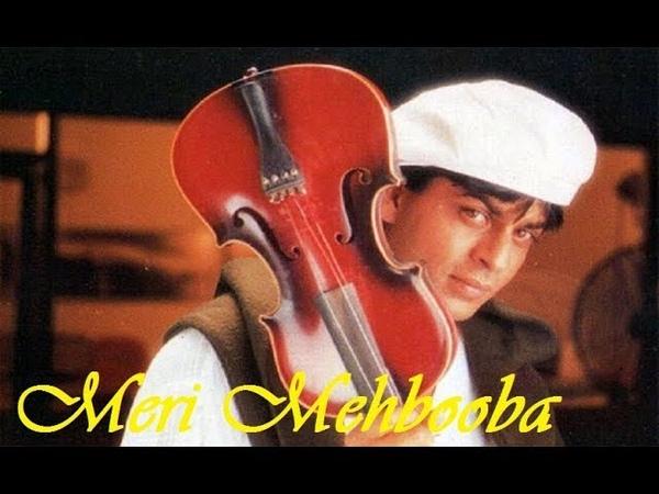 Meri Mehbooba - Pardes | Kumar Sanu | Alka Yagnik | Shahrukh Khan Mahima Chaudhry