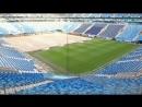 Перед матчем «Зенит» - «Локомотив» на стадионе «Санкт-Петербург» проверили механизмы выкатного поля