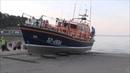 (КАТЕР) RNLI Llandudno's 'Andy Pearce' Mersey Class Lifeboat