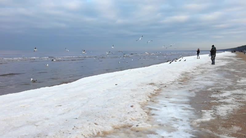 Юрмала Рижский залив