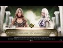 1 4 турнира Undeground champion Marissa Cardinale vs Samantha Garrett