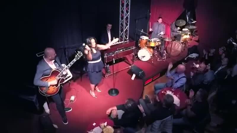 Denise King Quartet Dizzy Jazzy Club