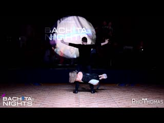 Aleksandr & Natalia ► Couple Competition @ Bachata's Nights 2019