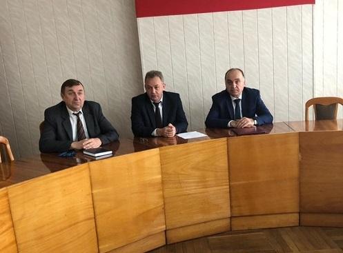 Науменко Алексей назначен и.о. главы администрации Зеленчукского муниципального района