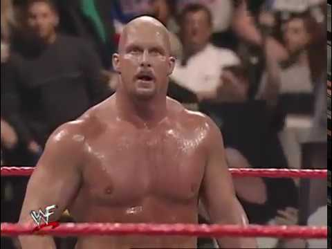 HHH The Undertaker vs Stone Cold The Rock SD April 29, 1999 part 2