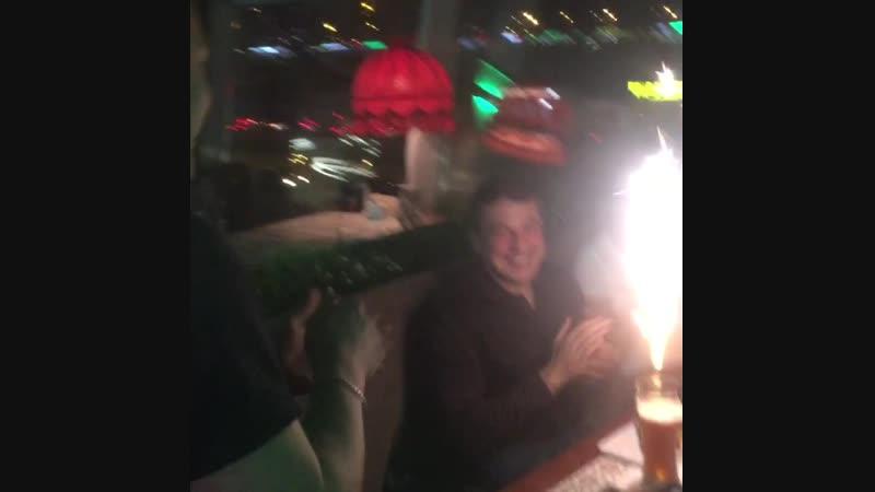 День рождения в ресторане Батат