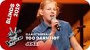 Ella Fitzgerald - Too Darn Hot (Jenai) | Blind Auditions | The Voice Kids 2019 | SAT.1
