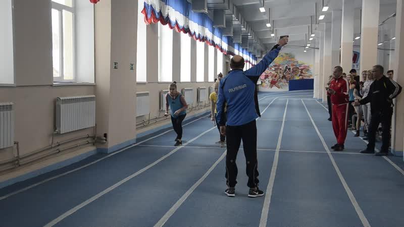 Легкоатлетическая эстафета среди общеобразовательный школ г.о.г. Дзержинск