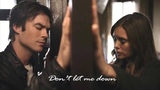 Damon and Elena - don't let me down