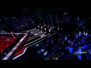 Yellow Rose - by Mikayla Jade - The Voice AU 2018 Second Sing