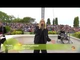 Julia Engelmann «Das Lied» (ZDF- Fernsehgarten 02.09.2018)