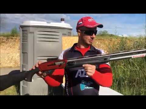 Обзор ружья Winchester SX3 применительно к IPSC (практическая стрельба)