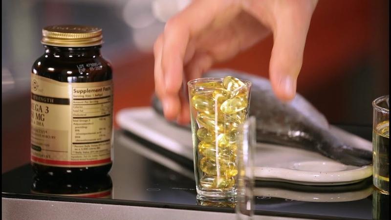 Жирные кислоты Омега 3 ключ к здоровью или обман диетологов