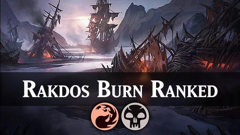 Rakdos Burn Ranked | Guilds of Ravnica Standard Deck Guide [MTG Arena]