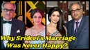 Why Sridevi's Married Life Was Never Happy