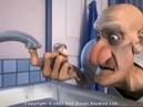 Смешной мультфильм про сантехника для детей прикол Best Funny Cartoon