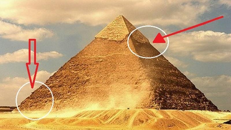 Кто на самом деле построил Египетские пирамиды? Какую Тайну хранит пирамида Хеопса?