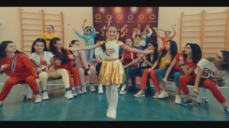 Финал детского талант-шоу Крыма «Джанлы сес-2018»