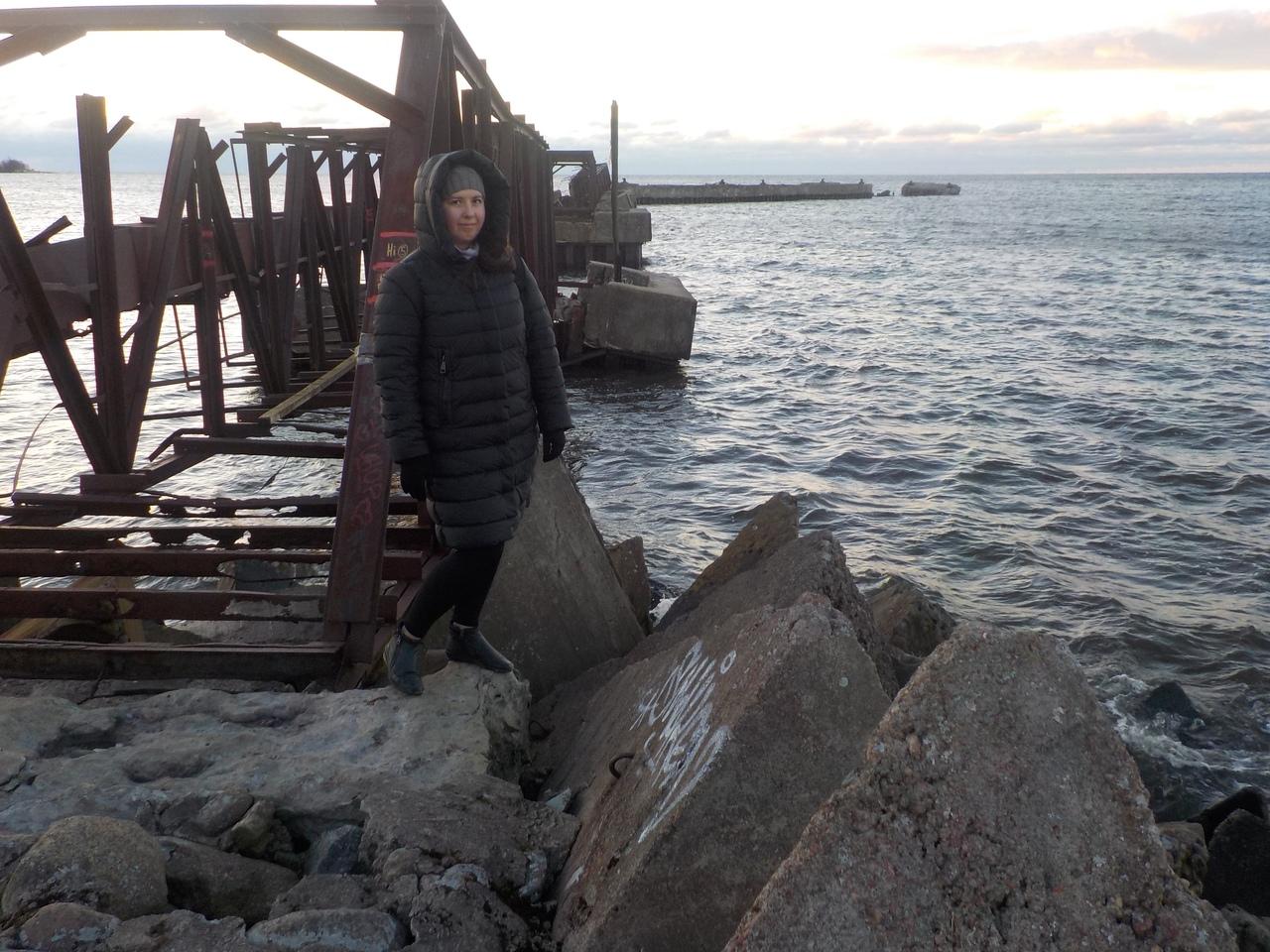 Поход 68км-Горавалдай-Шепелево. Часть 3: Бывшая секретная база заправки подводных лодок