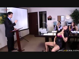(Bonus 15)Eva Angelina The Best Work Fuck[Allsex Office Uniform Hardcore Pussy Licking офис хардкор жесткий]