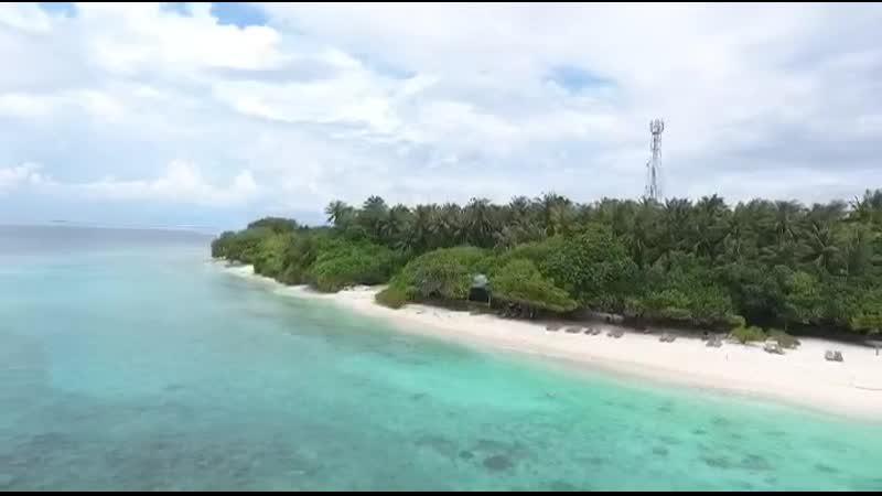 Остров Камаду. Мальдивы