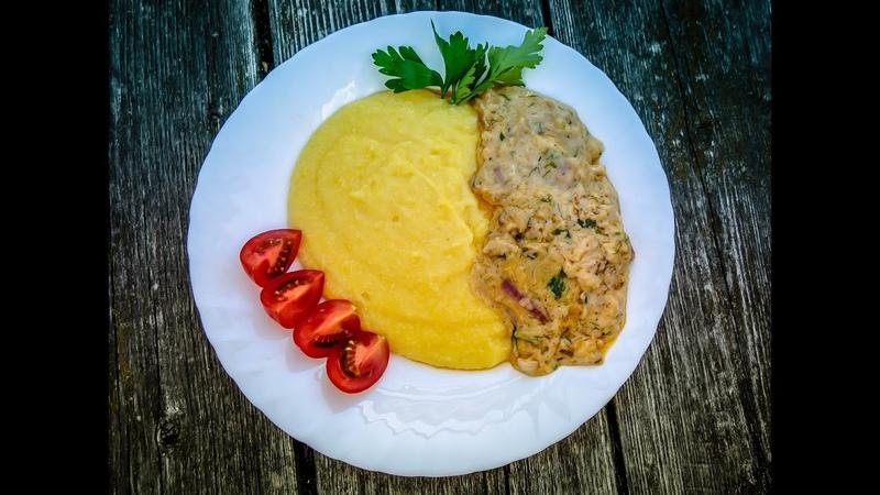 Нежнейшая курица в сметанном соусе - Гедлибдже по кабардински.