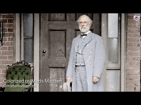 Robert E. Lees Last Day in Uniform Civil War Richmond
