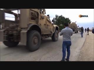 Συρία 16 11 2018 Παρανοϊκή Αμερικανική Προπαγάνδα δείχνει ότι σύντομα οι ΗΠΑ θα γίνουν σαν την Συρία