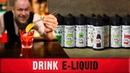 DRINK e-liquid - Всяческие КОКТЕЙЛИ)) УХ)
