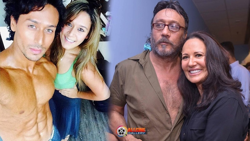 Actor Jackie Shroff Family Photos with Wife Ayesha, Son Tiger Shroff Daughter Krishna Pics