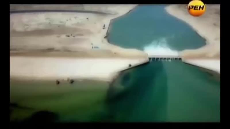 [ФАКТО] Сенсация! На Острове Барсакельмес В Аральском Море Найден Портал Времени.
