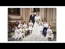 PRINCESS EUGENIE'S OFFICIAL WEDDING PHOTOS (WITH NAMES)