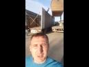 Погрузка бани бочки в Республику Казахстан