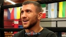 GET IN HIS SKIN TO FEEL WHAT HE FEELS LOMACHENKO RECOUNTS SEEING KHABIB MCGREGOR BRAWL IN PERSON