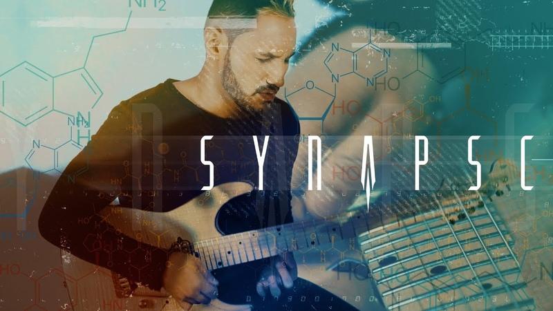 ANGEL VIVALDI Synapse [ GUITAR PLAYTHROUGH ]