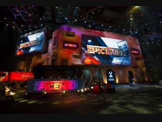Церемония открытия EPICENTER CS:GO