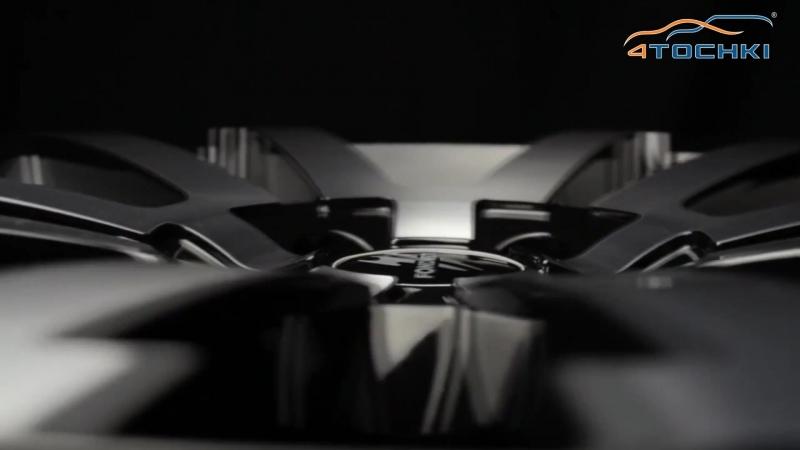 Литой диск Fondmetal 7700 Black polished и 7700 Silver на 4 точки. Шины и диски 4точки - Wheels Tyres