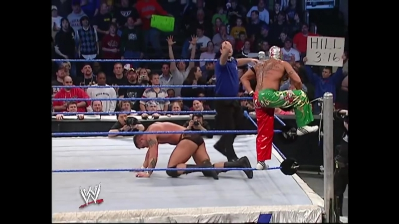 Rey Mysterio vs Randy Orton (Smack Down 04-07-2006)Part.3.mp4