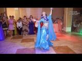 Зажигательный восточный танец