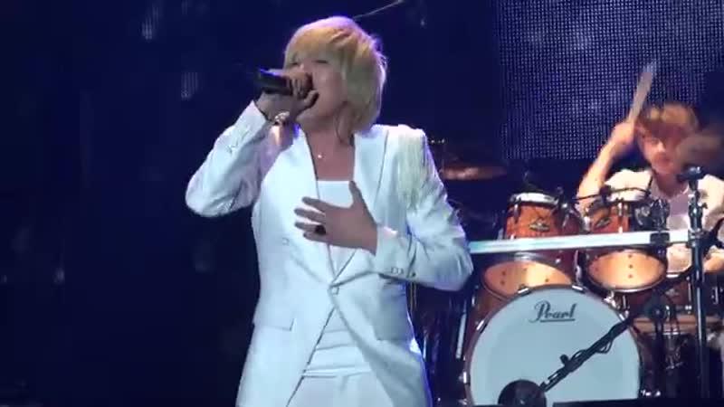 10 02 21 FTIsland seoul encore concert - Raining.