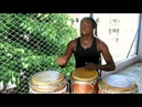 Solo on 3 Congas - 6/8 - Adonis Panter Calderon