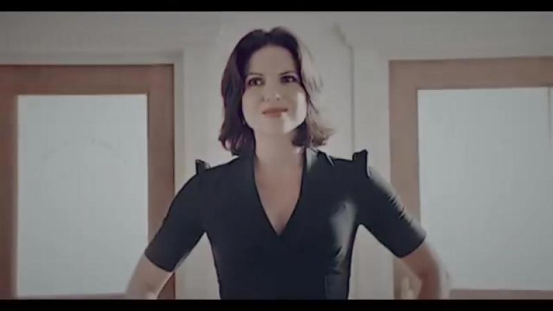 Regina mills ` evil queen ` ouat [ vine ]