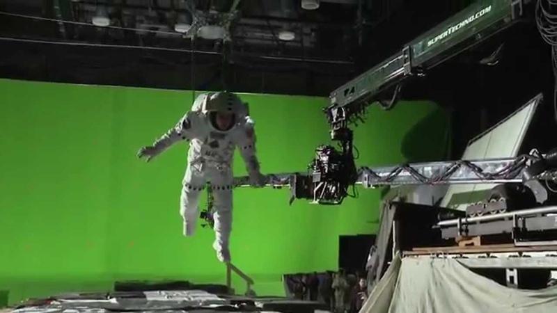 Sebastian Stan: Pretending to Fly Through Space