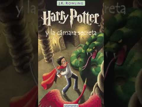 Harry Potter y la Cámara Secreta audiolibro - Harry Potter audiolibro