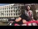 Студенты-актёры УлГУ в роли мимов на День города 2018 в Ульяновске