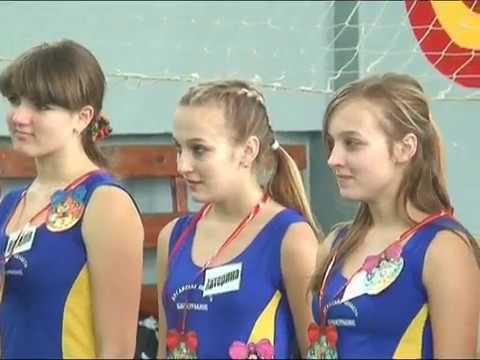 Семінар. Волейбол в Білокуракинській ЗОШ №1 (скорочено), 10.02.2010