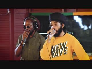 Kabaka pyramid, protoje -  everywhere i go (live 1xtra in jamaica 2018)