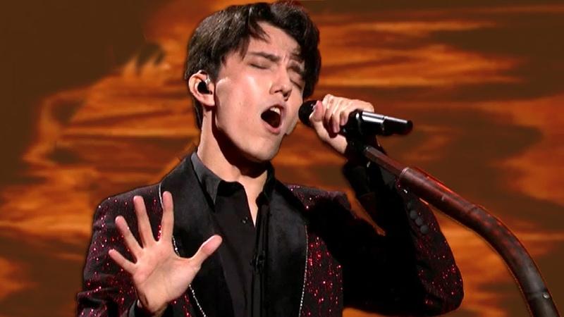 The Worlds Best - Dimash Kudaibergen Shows Off Wide Vocal Range In Audition